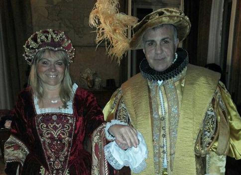 Arrigo Costumi è a Venezia!