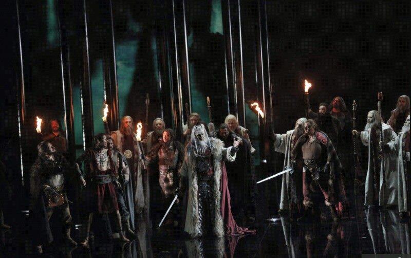 Les Arts produce 'Norma' con el Teatro Real