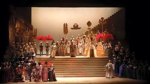 Arrigo Costumi veste l'Aida | Sugi Opera Company