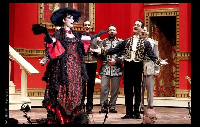 260 costumi dalla Arrigo Costumi Milano per i teatri d'Italia