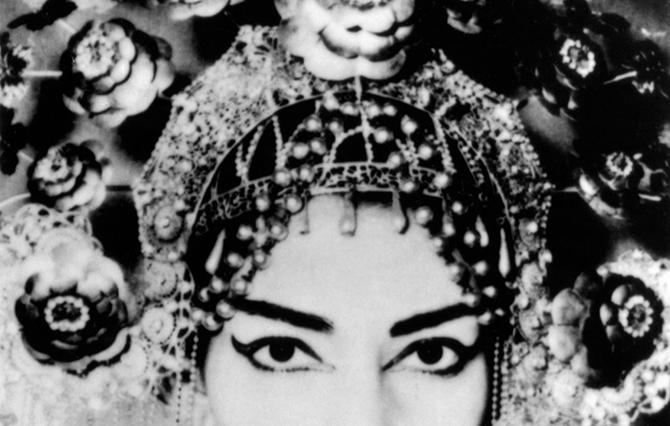Turandot: L'autentica acconciatura anni '50