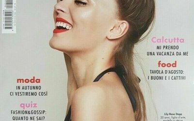 """Arrigo Costumi è anche """"Glamour"""""""