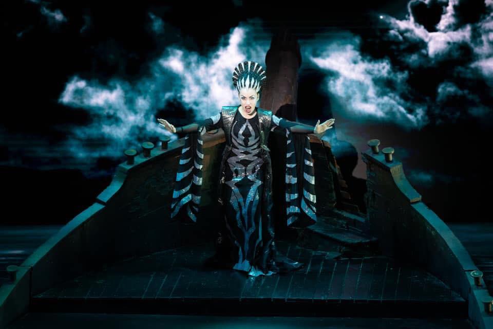 """"""" IL FLAUTO MAGICO """"            Stagione 2019-2020 della Royal Opera House di Muscat in Oman"""