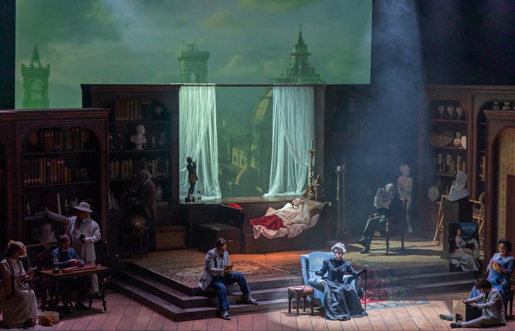 """""""Gianni Schicchi"""" al Teatro Comunale di Treviso. Stagione 2019"""